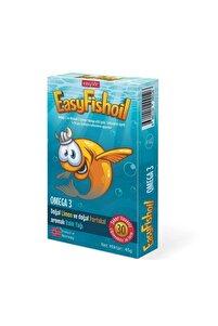 Easyfishoil Omega 3 Ve D Vitamini 4-10 Yaş 45 Gr