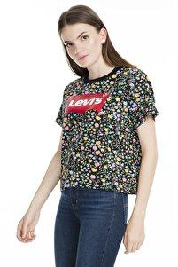 Kadın T-Shirt 69973-0036