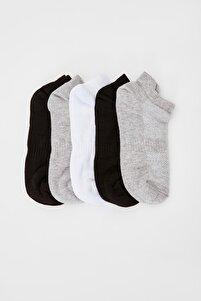 5'li Spor Çorap TWOAW20CO0011
