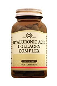 Hyaluronic Acid Collagen Complex 30 Tablet