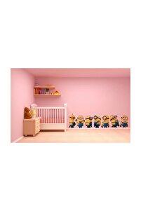 Minions Çocuk Odası Duvar Sticker