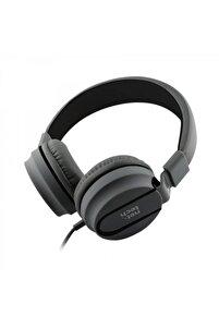 Jack Stereo Kulak Üstü Kulak Üstü Kulaklık Vr-15524 3.5 Mm