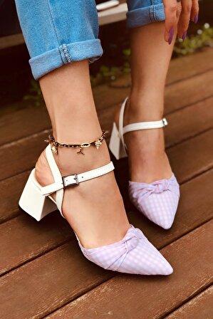 LAMİNTA Kadın Topuklu Ayakkabı