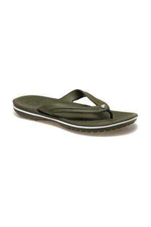 Crocs FLIP Koyu Yeşil Terlik