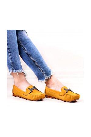 WoW Ayakkabı Sarisüvet Babet Ayakkabı