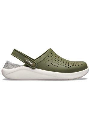 Crocs Yeşil Literide Clog Terlik