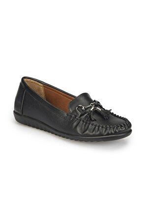 Polaris 81.158432.z Siyah Kadın Basic Comfort Ayakkabı