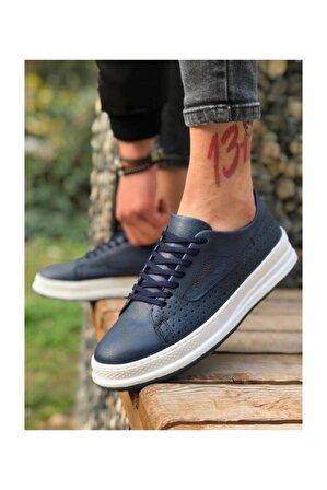 Chekich TT043 Lacivert BT Erkek Günlük Ayakkabı