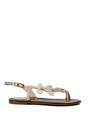 Hammer Jack Bakir Kadın Sandalet