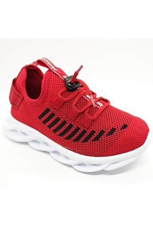 Pabucchi Kids 2020 Minicup Kırmızı Unisex Çocuk Spor Sneaker Ayakkabı