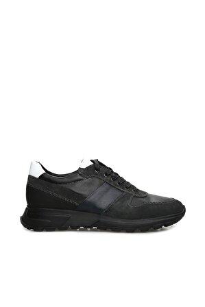 Dıvarese Lacivert Süet Sneaker