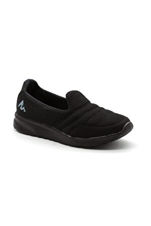 Muya Siyah Kadın Ayakkabı