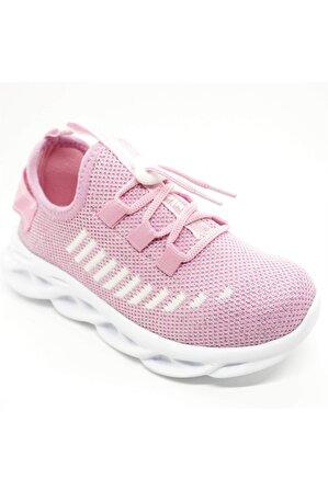 Pabucchi Kids 2020 Minicup Pembe Kız Çocuk Spor Sneaker Ayakkabı