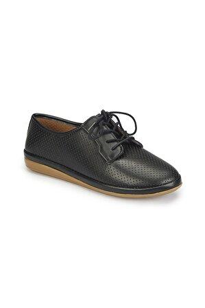 Polaris Siyah Kadın Ayakkabı