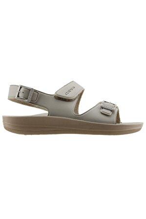 Ceyo Bej Kadın Sandalet