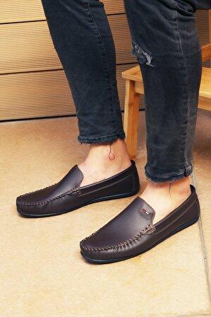 S1441 Erkek Kahverengi Ayakkabı