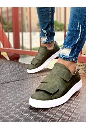 Chekich Ch007 Bt Erkek Ayakkabı Haki