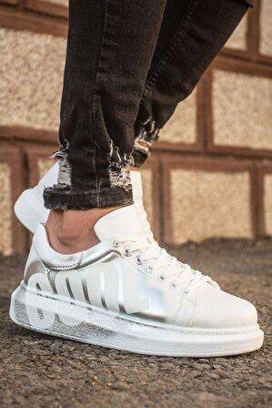 Chekich Ch254 Bt Erkek Ayakkabı 434 Beyaz / Gümüş Cool