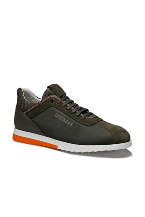 Dockers By Gerli Haki Erkek Sneaker Ayakkabı