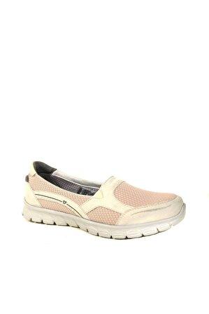 Forelli 61015 Kadın Bej Spor Ayakkabı