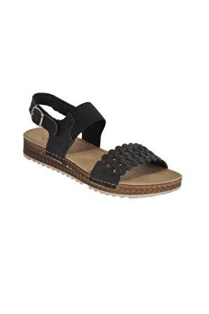 CARLA VERDE Carlaverde 160210 Siyah Kadın Sandalet