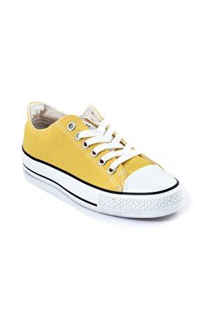 SANTA BARBARA POLO Kadın Sarı Club Converse Ayakkabı Spc-01