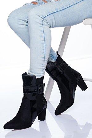 Ayakkabı Frekansı Aris Ayakkabı Siyah Süet