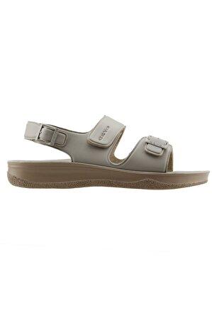 Ceyo Bej Erkek Sandalet