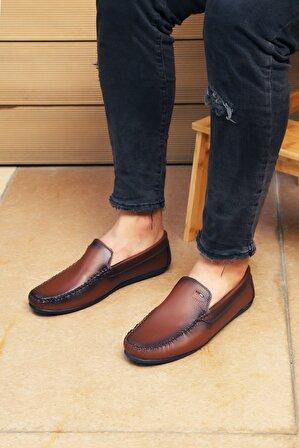 S1441 Erkek Taba Ayakkabı