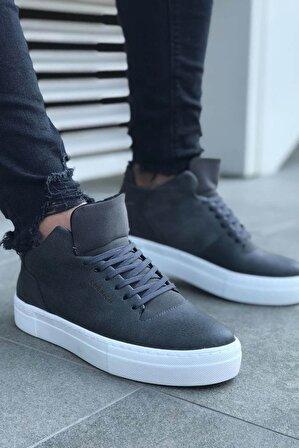 Chekich Ch004 Bt Erkek Ayakkabı Antrasit