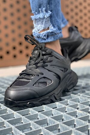 Chekich Ch301 St Erkek Ayakkabı Siyah / Siyah