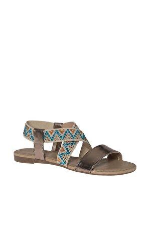 Graceland Deichmann Bronz Kadın / Kız Sandalet