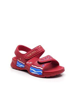 Ceyo 4000-39 Çocuk Sandalet Kırmızı