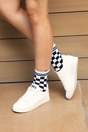 S1441 Kadın Beyaz Ayakkabı