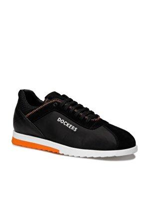 Dockers By Gerli Siyah Erkek Sneaker Ayakkabı