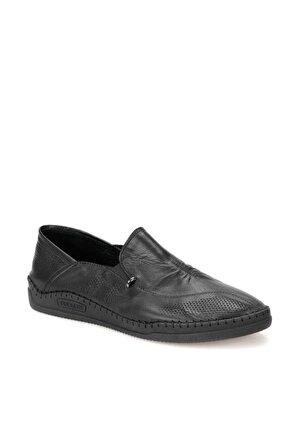 Dockers By Gerli Hakiki Deri Siyah Erkek Ayakkabı