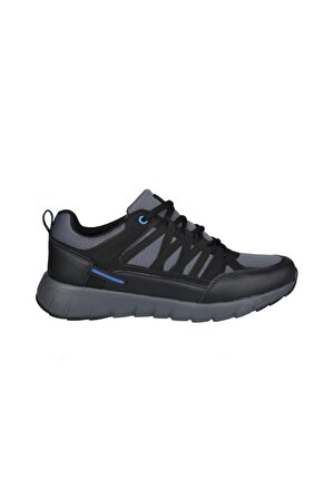 MP 201-1189mr Rıbon Sports Casual Siyah-gri Erkek Sneakers