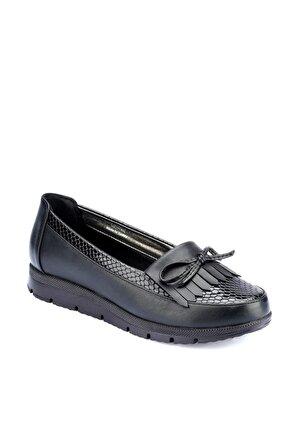 Polaris Siyah Kadın Casual Ayakkabı 82.158010.z