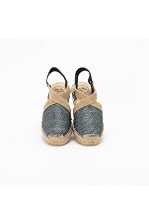 Toni Pons Kadın / Kız Trıton Tonı Pons Navy Sandalet