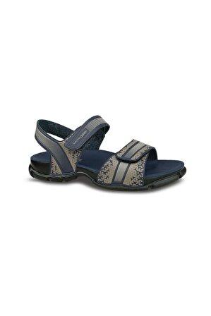 Ceyo Lacivert Sandalet Rıva-8