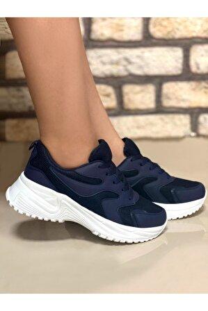 TWİTTO Kadın Lacivert Twins Sneaker