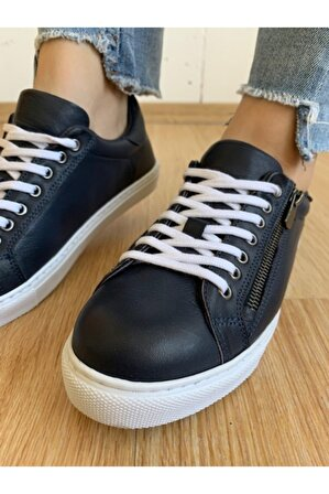 Take a Baacık Big Bang Shoes – Gerçek Deri Sneaker