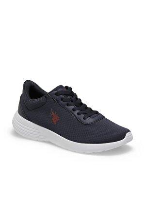 U.S. Polo Assn.  Raıny Lacivert Kadın Sneaker Ayakkabı