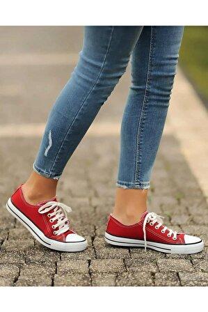 Stil Ayakkabim Unisex Keten Sneaker Cb8585