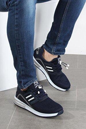 FAST STEP Lacivert Erkek Sneaker