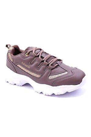Kinetix Kadın Kalın Taban Ayakkabı