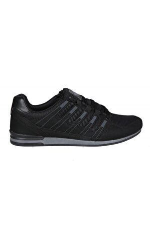 MP 201-7330mr Jawel Sports Casual Siyah Erkek Sneakers