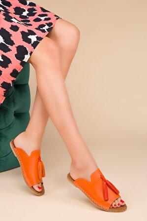 SOHO Orange Kadın Terlik