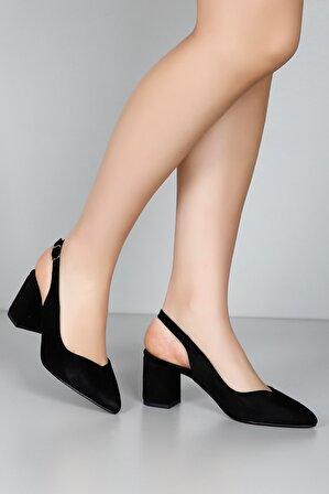 G.Ö.N Kadın Topuklu Ayakkabı 38921