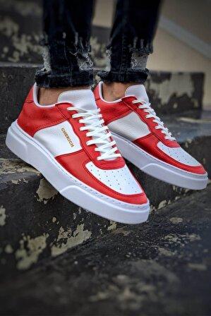 BOA Erkek Kırmızı Ayakkabı Ch087